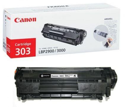 mực in Canon 303 chính hãng