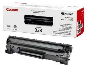 Mực in Canon 328 Black Toner Cartridge Chính Hãng