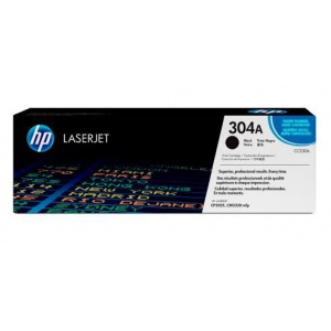 Mực In HP 304A Black Original LaserJet Toner Cartridge (CC530A)