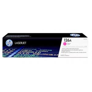 Mực In HP 126A Magenta Original LaserJet Toner Cartridge (CE313A)