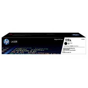 Mực In HP 119A Black Original LaserJet Toner Cartridge W2090A
