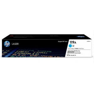 Mực In HP 119A Cyan Original LaserJet Toner Cartridge W2091A