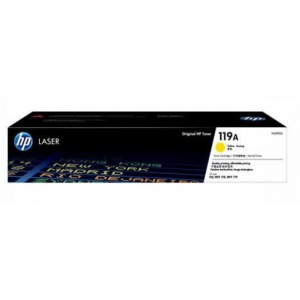 Mực In HP 119A Yellow Original LaserJet Toner Cartridge W2092A