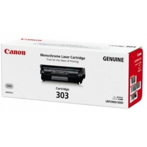 Mực In Canon 303 Black Toner Cartridge