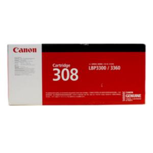 Mực In Canon 308 Black Toner Cartridge